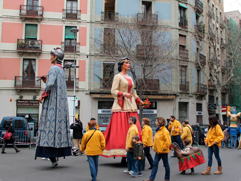 Festa Major del barri de Sant Antoni
