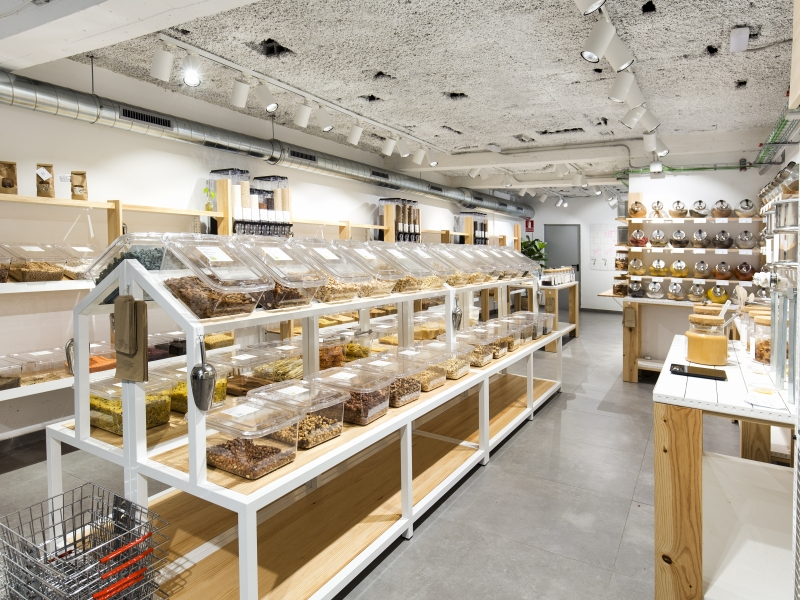 "Yes Future, el primer supermercado ""zero waste"" de Barcelona (3)"