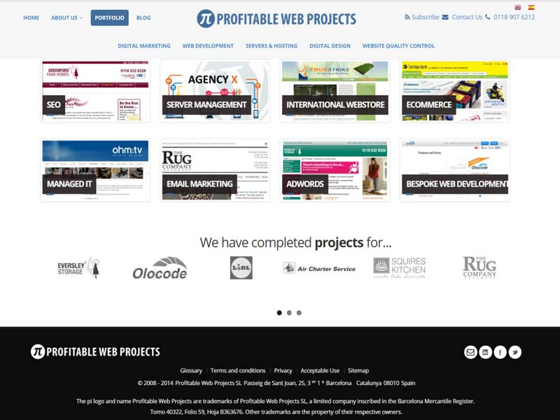 Profitable Web Projects (2)