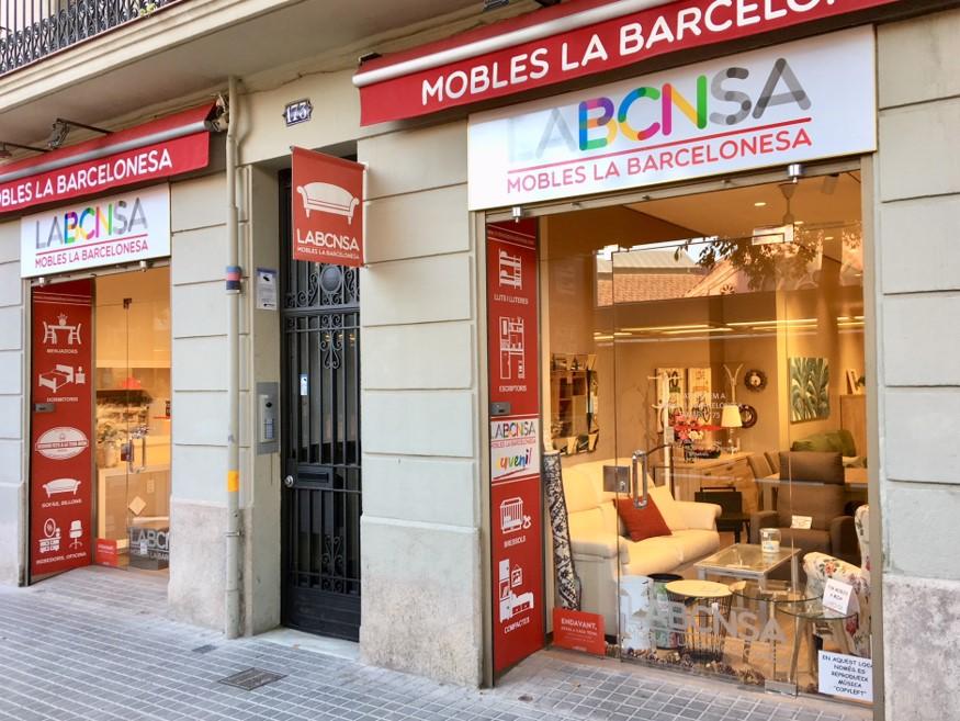 Mobles La Barcelonesa, la tienda de muebles más antigua de Barcelona
