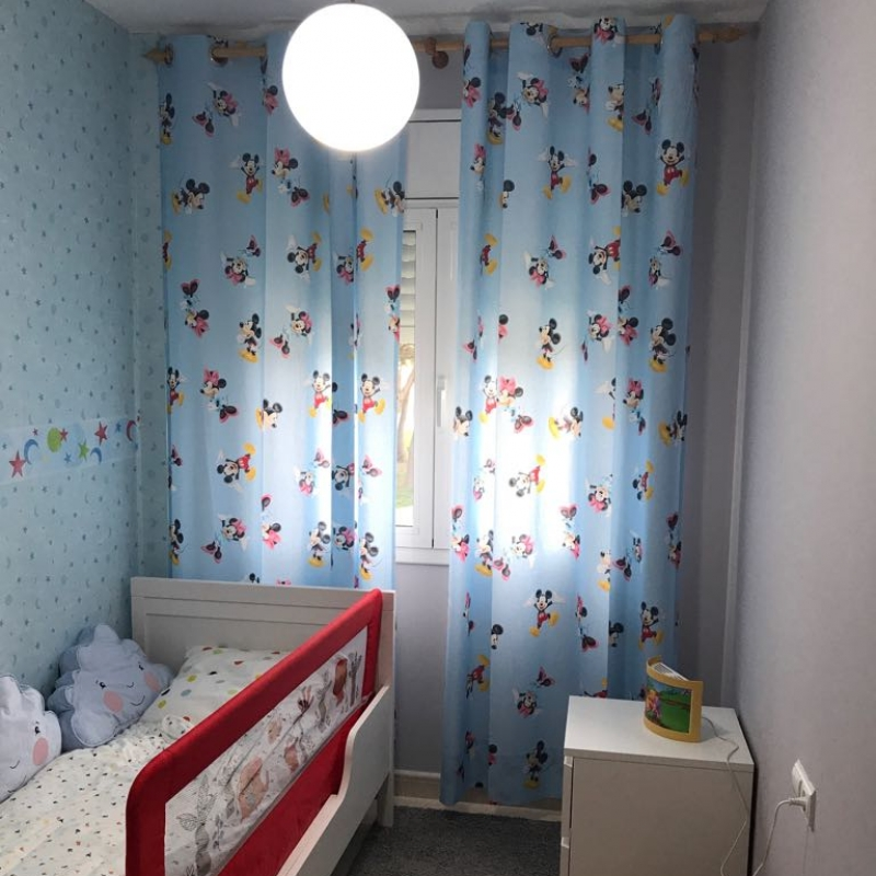 Cortines infantils