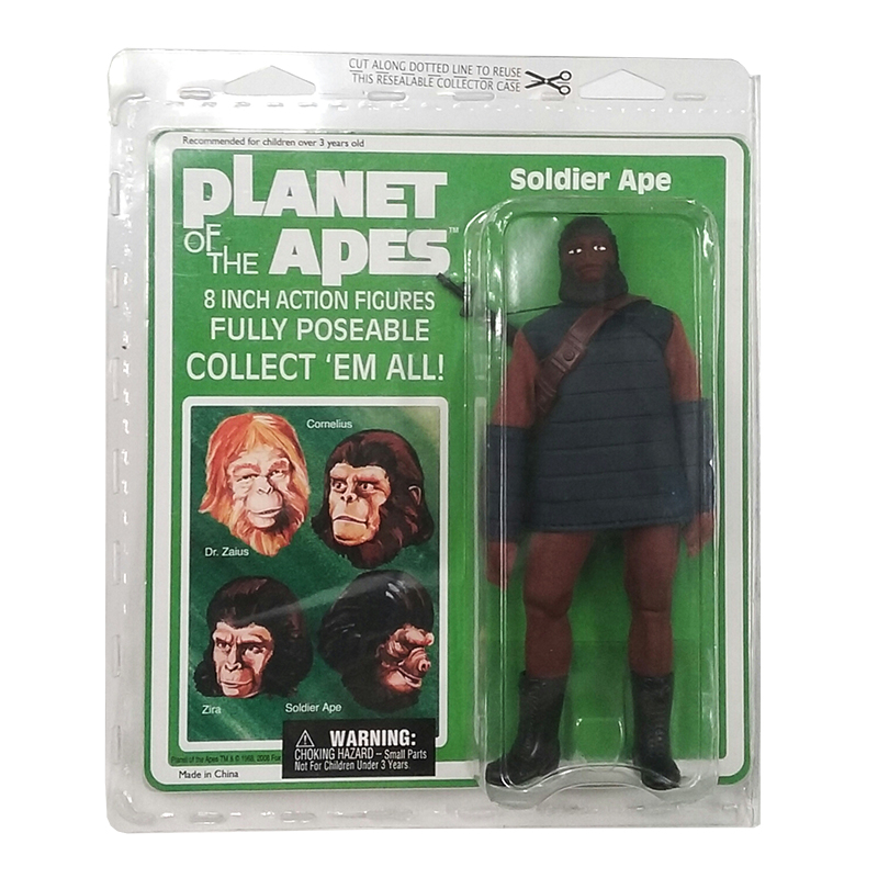 Figura d'acció estil 'retro' - Planet of the apes
