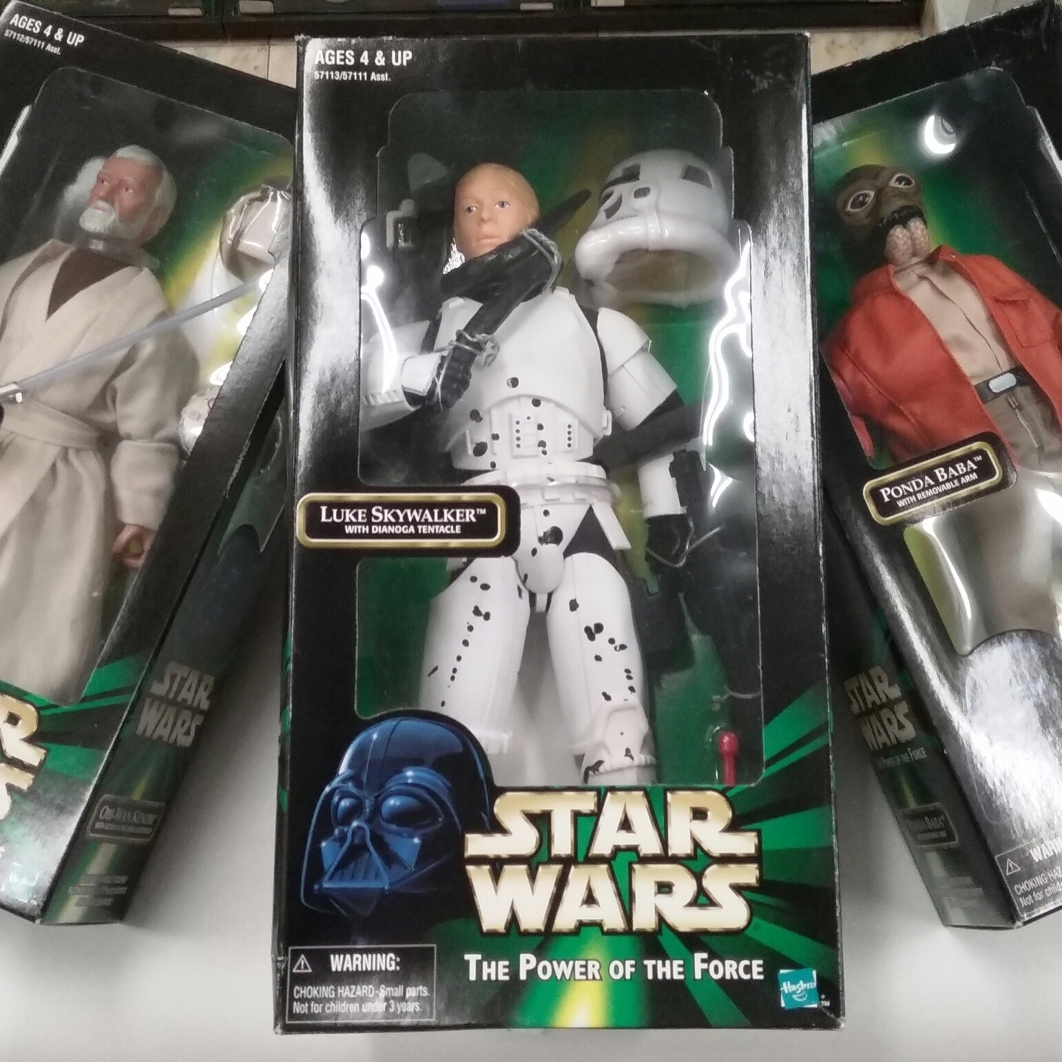Figures STAR WARS - Anys 90's