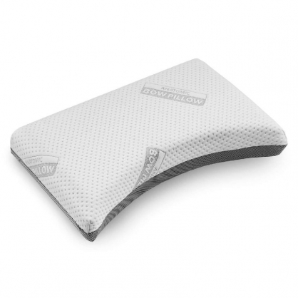 Almohada Cervical Viscosoja Anatómica Bow Pillow