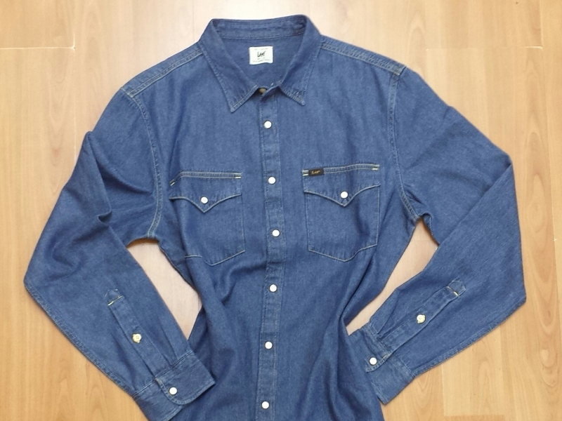 Camisa Texana Lee  100% cotó a 39,95 €