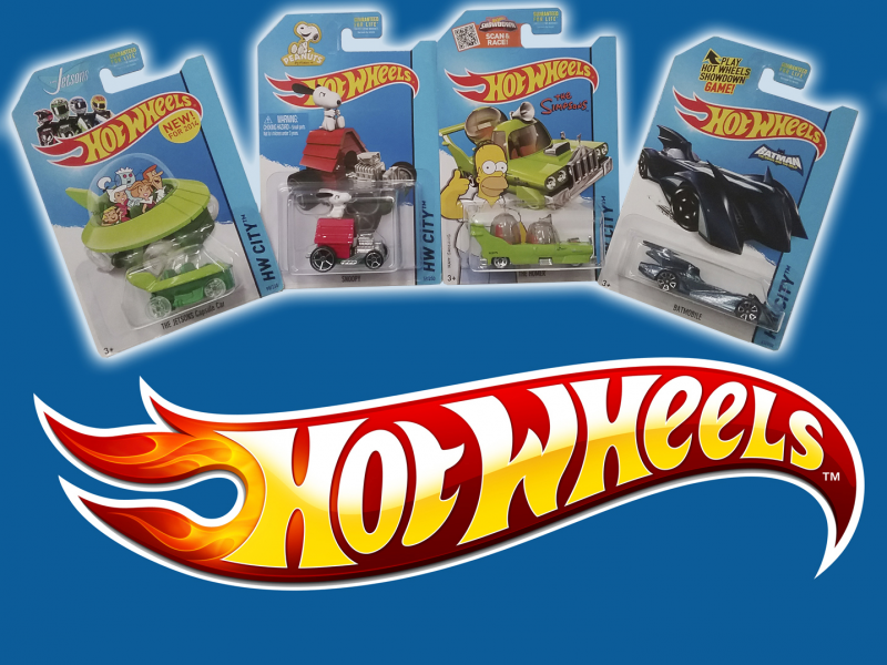 ¡Por cada 35 € de compra un Hot Wheels de regalo!